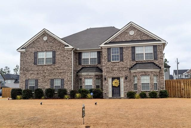 2148 Kaneck Way, Hephzibah, GA 30815 (MLS #421582) :: Shannon Rollings Real Estate