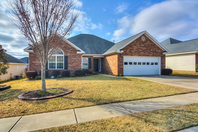 714 Wickham Drive, Evans, GA 30809 (MLS #421587) :: Shannon Rollings Real Estate