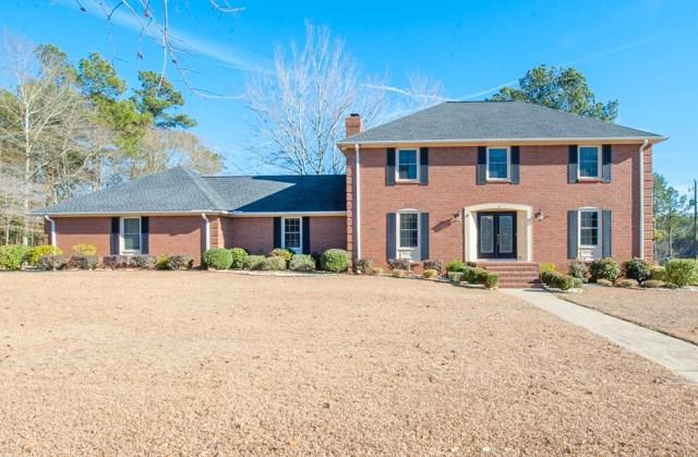 1 Flintlock Drive, North Augusta, SC 29860 (MLS #421795) :: Shannon Rollings Real Estate