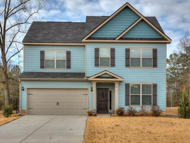 320 Foxchase Circle, North Augusta, SC 29860 (MLS #421818) :: Melton Realty Partners