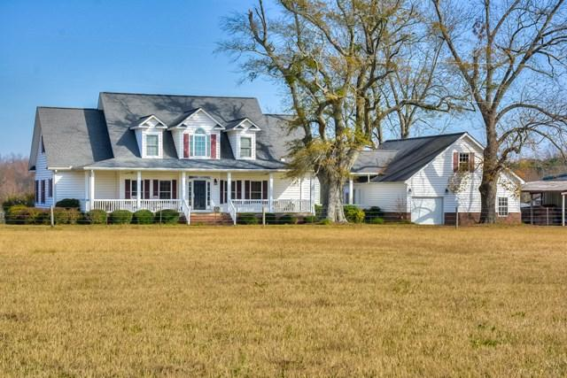 38 Henry Lane, Johnston, SC 29832 (MLS #421830) :: Natalie Poteete Team