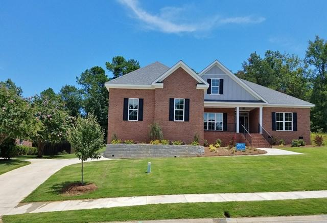 1620 Jamestown Avenue, Evans, GA 30809 (MLS #421874) :: Shannon Rollings Real Estate