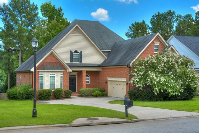 1056 Emerald Place, Evans, GA 30809 (MLS #421903) :: Brandi Young Realtor®