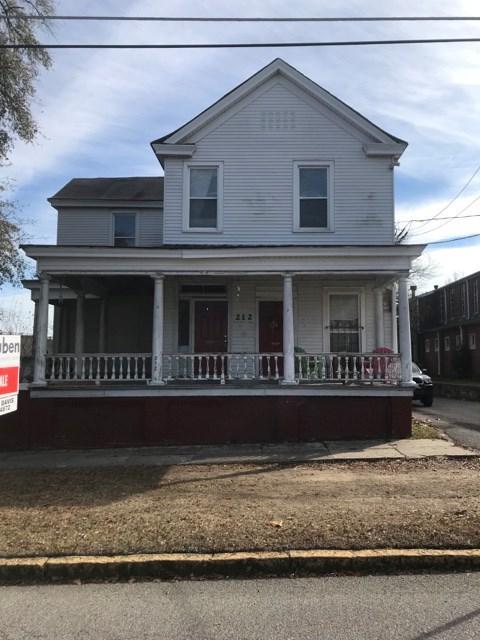 212 Crawford Avenue, Augusta, GA 30904 (MLS #422140) :: Shannon Rollings Real Estate