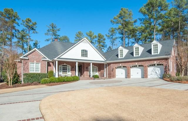 149 Captain Johnsons Drive, North Augusta, SC 29860 (MLS #422194) :: Natalie Poteete Team