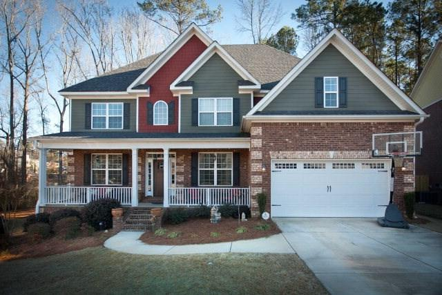 4009 Battery Drive, Evans, GA 30809 (MLS #422210) :: Natalie Poteete Team