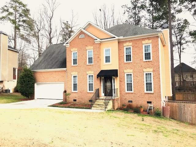 912 Burlington Drive, Evans, GA 30809 (MLS #422216) :: Natalie Poteete Team