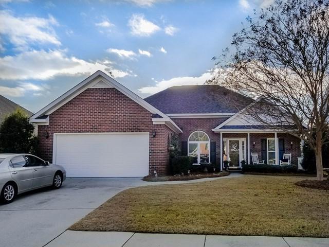 1322 Wendell Lane, Grovetown, GA 30813 (MLS #422246) :: Natalie Poteete Team