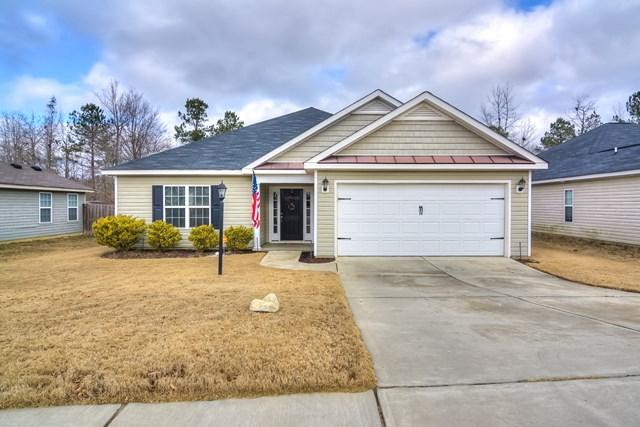521 Sebastian Drive, Grovetown, GA 30813 (MLS #422260) :: Shannon Rollings Real Estate