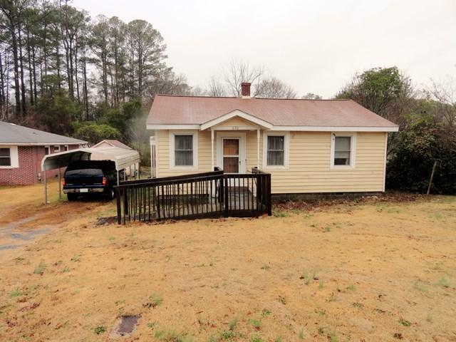 610 Carolina Street, McCormick, SC 29835 (MLS #422278) :: Shannon Rollings Real Estate