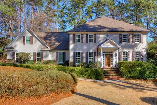 75 Conifer Circle, Augusta, GA 30909 (MLS #422313) :: Shannon Rollings Real Estate
