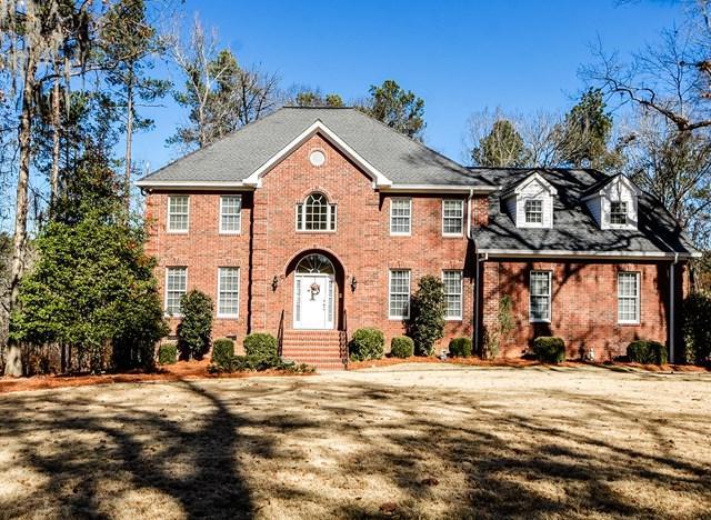649 Savannah Barony Drive, North Augusta, SC 29841 (MLS #422356) :: Shannon Rollings Real Estate