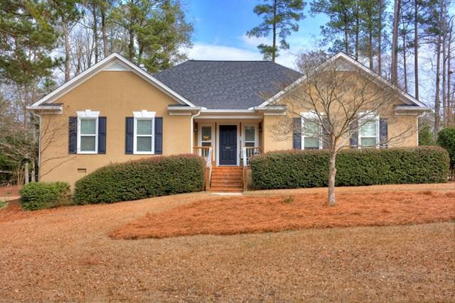 466 Cambridge Way, Martinez, GA 30907 (MLS #422457) :: Shannon Rollings Real Estate