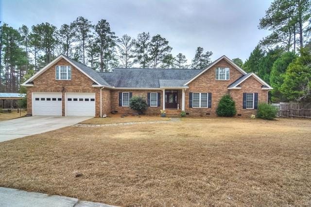 146 Early Drive, Modoc, SC 29838 (MLS #422459) :: Brandi Young Realtor®