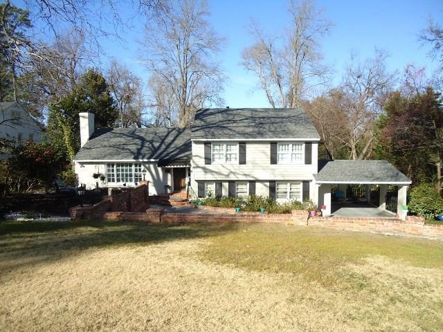 2797 Henry Street, Augusta, GA 30909 (MLS #422547) :: Shannon Rollings Real Estate