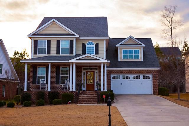 1204 Berkley Hills Pass, Evans, GA 30809 (MLS #422558) :: Shannon Rollings Real Estate