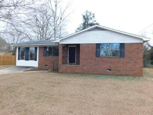 105 Harlem Grovetown Road, Harlem, GA 30814 (MLS #422629) :: Shannon Rollings Real Estate