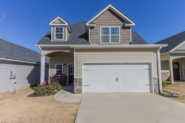 226 Claudia Drive, Grovetown, GA 30813 (MLS #422657) :: Shannon Rollings Real Estate