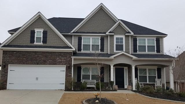 848 Herrington Drive, Grovetown, GA 30813 (MLS #422695) :: Brandi Young Realtor®