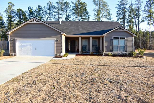 303 Fox Chase Circle, North Augusta, SC 29860 (MLS #422731) :: Shannon Rollings Real Estate