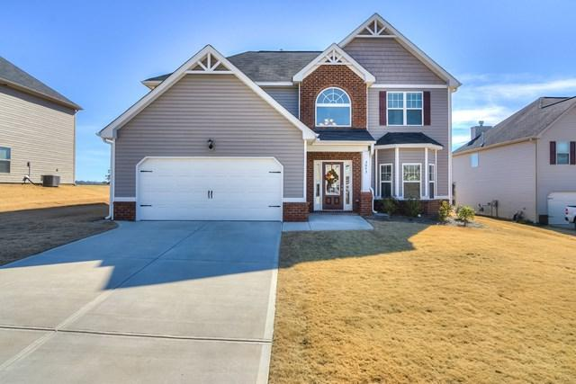3043 Walking View Court, Graniteville, SC 29829 (MLS #422761) :: Brandi Young Realtor®