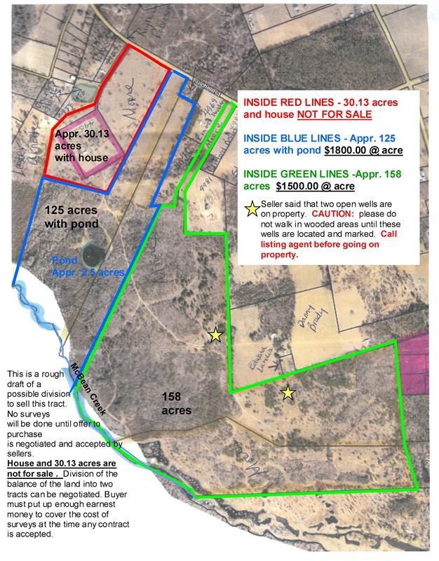 00000 Fulcher Road, Hephzibah, GA 28734 (MLS #422815) :: Shannon Rollings Real Estate