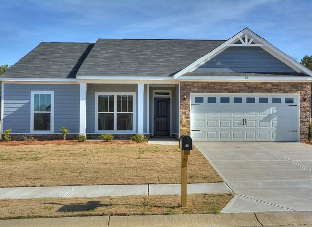 937 Burlington Drive, Augusta, GA 30909 (MLS #422836) :: Brandi Young Realtor®