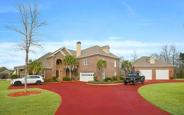 5355 Magnolia Drive, Evans, GA 30809 (MLS #422848) :: Shannon Rollings Real Estate