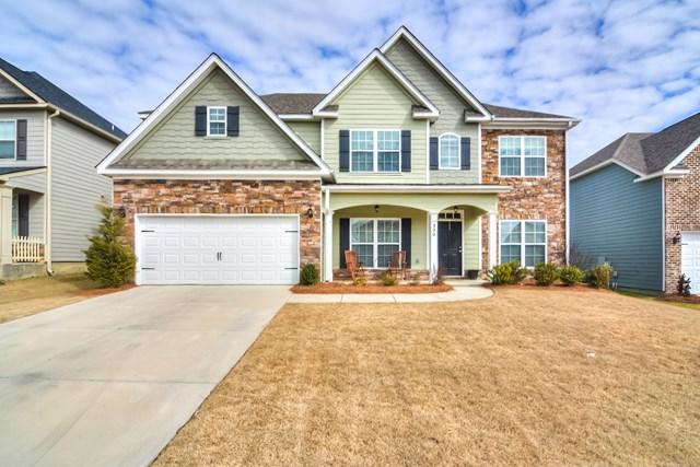 330 Bella Rose Drive, Evans, GA 30809 (MLS #422851) :: Shannon Rollings Real Estate