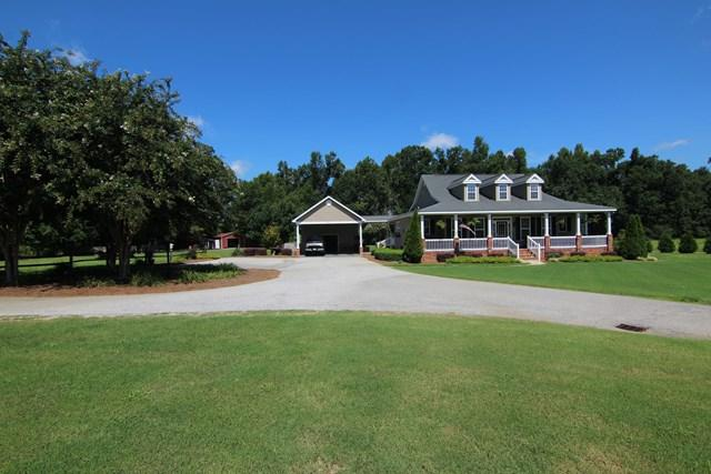 544 Cohen Road, Waynesboro, GA 30830 (MLS #422853) :: Shannon Rollings Real Estate