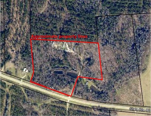 0 Hwy 80W, Waynesboro, GA 30830 (MLS #422854) :: Shannon Rollings Real Estate