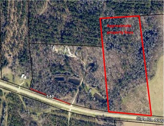 00 Hwy 80W, Waynesboro, GA 30830 (MLS #422855) :: Shannon Rollings Real Estate
