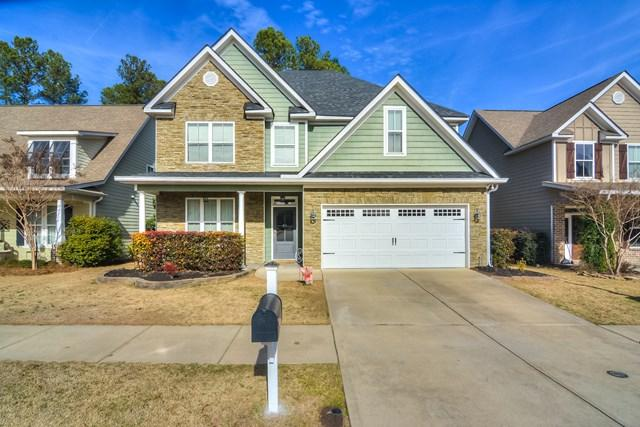 957 Napiers Post Drive, Evans, GA 30809 (MLS #422865) :: Shannon Rollings Real Estate