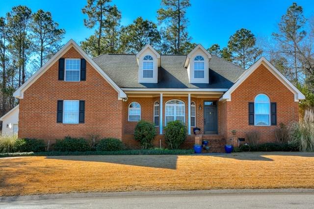 330 Dove Lake Drive, North Augusta, SC 29841 (MLS #422958) :: Shannon Rollings Real Estate