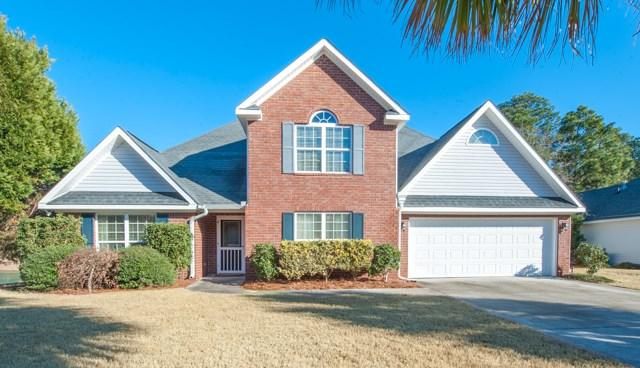 177 Swallow Lake Drive, North Augusta, SC 29841 (MLS #422975) :: Shannon Rollings Real Estate