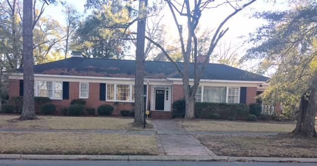 834 Academy Drive, Louisville, GA 30434 (MLS #422987) :: Shannon Rollings Real Estate