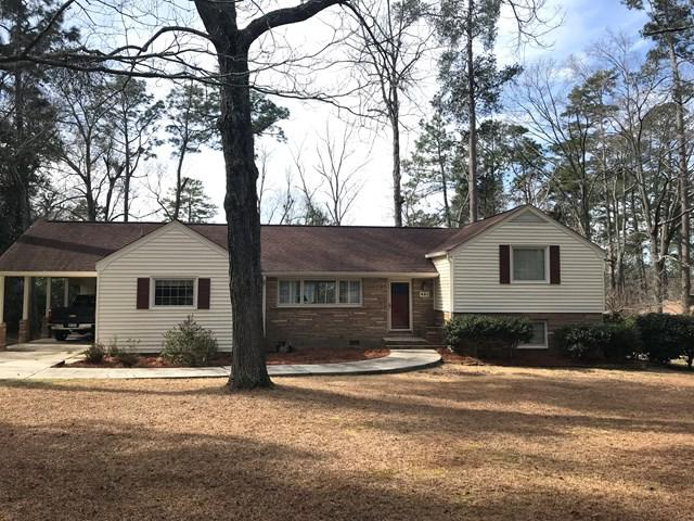 831 Legare Road, Aiken, SC 29803 (MLS #423079) :: Shannon Rollings Real Estate