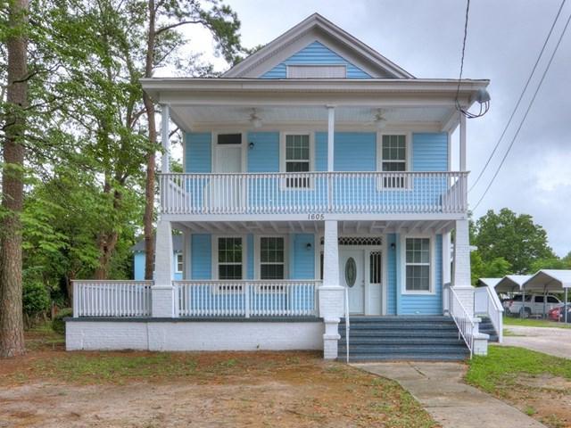 1605 Monte Sano Avenue, Augusta, GA 30904 (MLS #423099) :: Shannon Rollings Real Estate