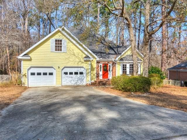 471 Cambridge Way, Martinez, GA 30909 (MLS #423110) :: Shannon Rollings Real Estate