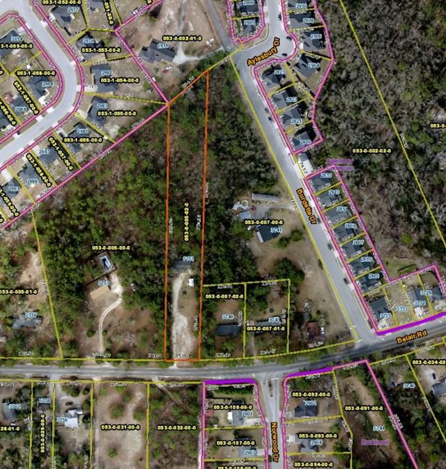 3751 Belair Road, Augusta, GA 30909 (MLS #423122) :: Shannon Rollings Real Estate