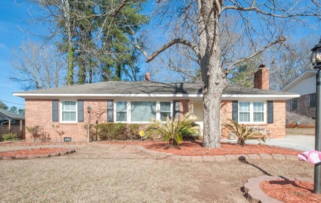 1416 Waccamaw Drive, North Augusta, SC 29841 (MLS #423126) :: Melton Realty Partners