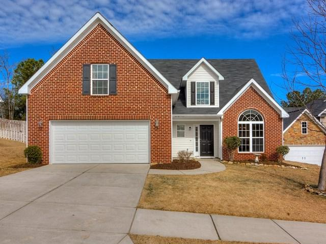 1604 Sweet Meadow Lane, Grovetown, GA 30813 (MLS #423201) :: Brandi Young Realtor®