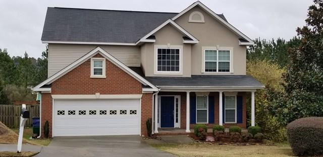 1205 Ventana Court, Evans, GA 30809 (MLS #423207) :: Shannon Rollings Real Estate