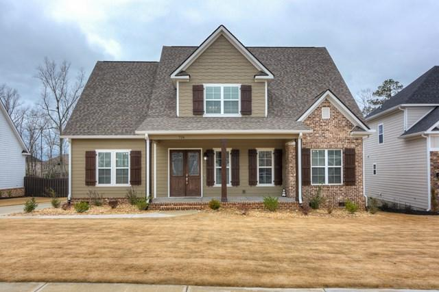 724 Pretoria Drive, Evans, GA 30809 (MLS #423221) :: Shannon Rollings Real Estate