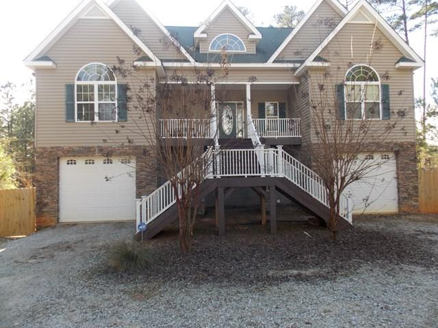 1000 Guillebeau Road, Lincolnton, GA 30817 (MLS #423281) :: Melton Realty Partners