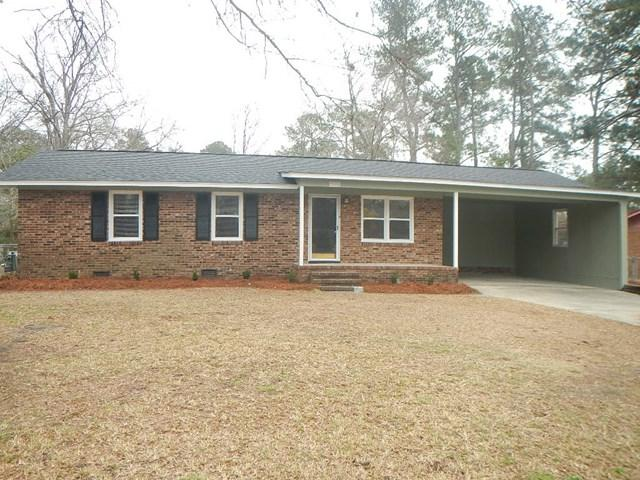 3614 Melbourne Drive, Augusta, GA 30906 (MLS #423301) :: Melton Realty Partners
