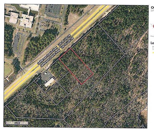 0 Jefferson Davis Hwy, Aiken, SC 29851 (MLS #423315) :: Shannon Rollings Real Estate