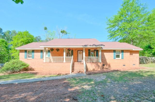 2002 Fox Creek Drive, North Augusta, SC 29860 (MLS #423318) :: Shannon Rollings Real Estate