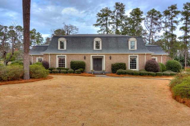 3129 Montpelier Drive, Augusta, GA 30909 (MLS #423332) :: Shannon Rollings Real Estate