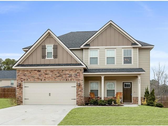 542 Salterton Way, Martinez, GA 30907 (MLS #423348) :: Melton Realty Partners